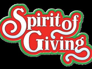 Spirit of Giving Tree