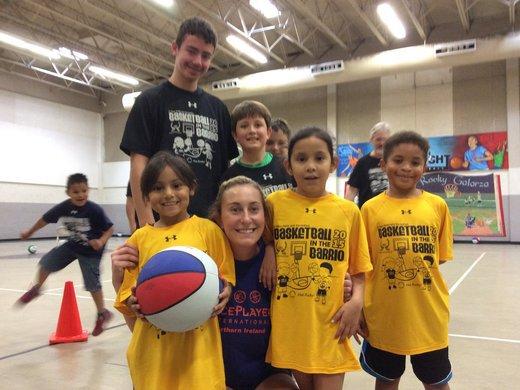 2015 Basketball in the Barrio