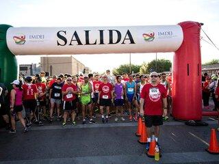 Run Internacional - the US / Mexico 10K