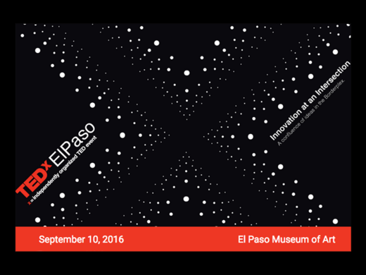TEDxEl Paso is September 10