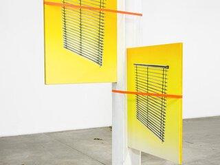 Steven Randall's Border Art Residency show is May 11
