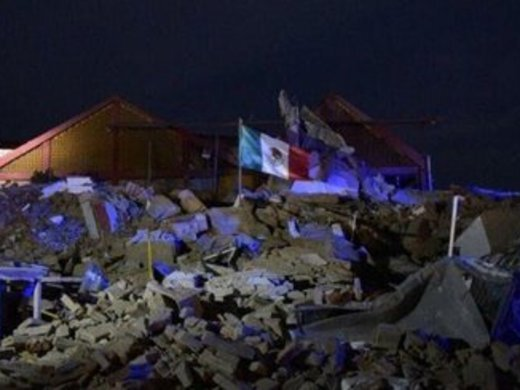 Help Mexican earthquake victims