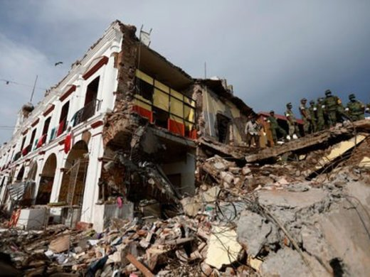 Second quake hits Mexico; your help is needed