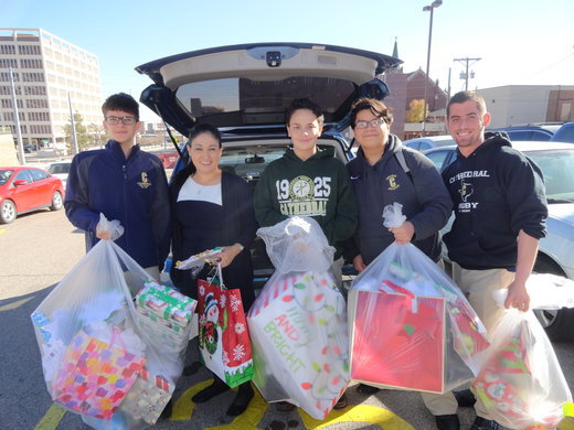 Spirit of Giving drop-off deadlines fast approaching