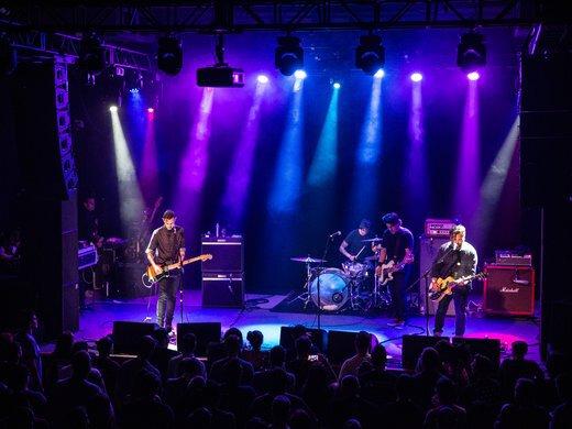 Sparta to headline El Paso Forever concert November 20