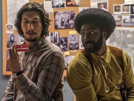 'BlacKkKlansman' screening is Thursday, March 21