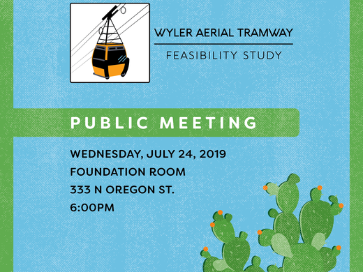 Wyler Arial Tramway Public Meeting