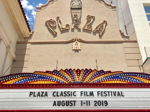The 2019 Plaza Classic Film Festival is here!