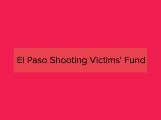 El Paso Victims' Fund