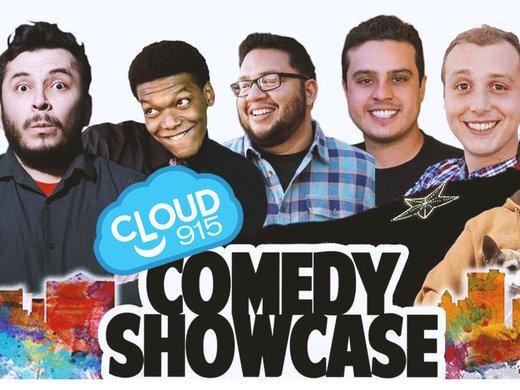 Comedy showcase opens sixth Jewel Box Series Oct. 13