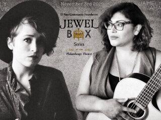 Emily Davis, Jaimielynn Amato headline next Jewel Box Series show