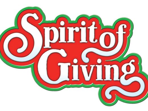 Get into the Spirit of Giving