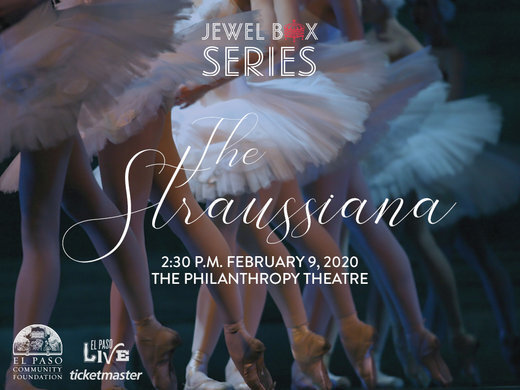 Jewel Box Series offers first ballet with <i><b>The Straussiana</i></b>