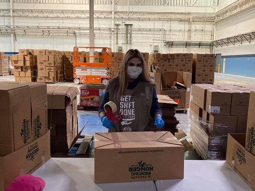 Community Foundation funds help those affected by pandemic