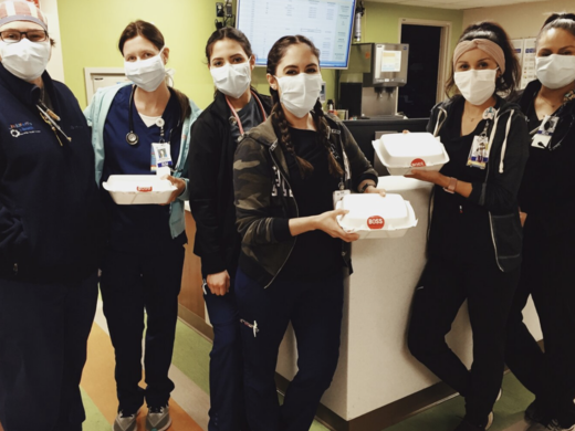 EPCF partners with Feed the Frontline, El Paso, to expand clinician meal-support operations