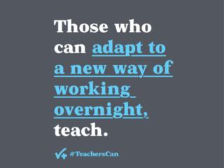#TeachersCan Initiative Spotlights Importance, Impact of Educators