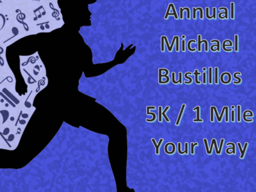 There's a new way to run, raise donations for Bustillos scholarship fund