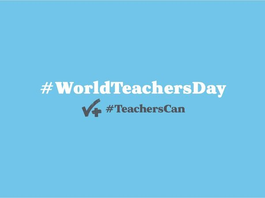 EPCF joins Teachers Can to celebrate World Teacher's Day