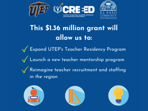 EPCF, CREEED receive $1.36 million grant to improve EP teacher pipeline