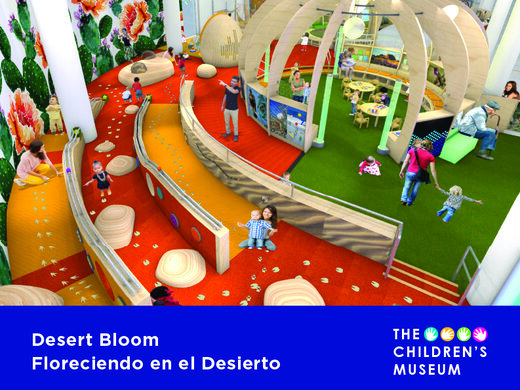 El Paso Children's Museum unveils locally inspired exhibits