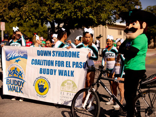 Register for the Down Syndrome Coalition's Buddy Walk!