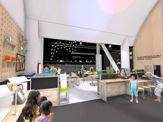 Kirk and Judy Robison donate $500k to Children's Museum's 'Make It' exhibit