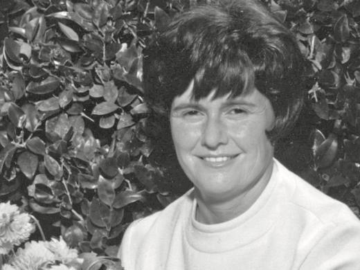 In Memoriam — Ann Blaugrund Marks