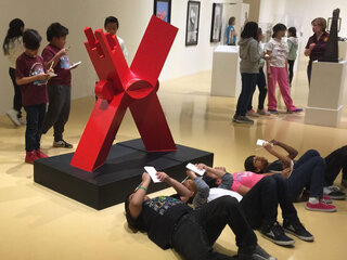 ArtStream promotes learning beyond the classroom through creative arts