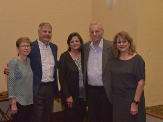 Jack Cardwell honored for 60 years in business