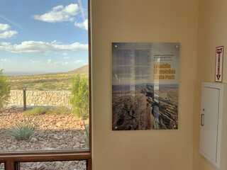 Franklin Mountains State Park gets a new recognition panel