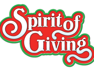 Get in to the Spirit of Giving