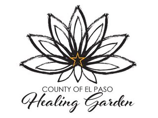 County of El Paso Healing Garden