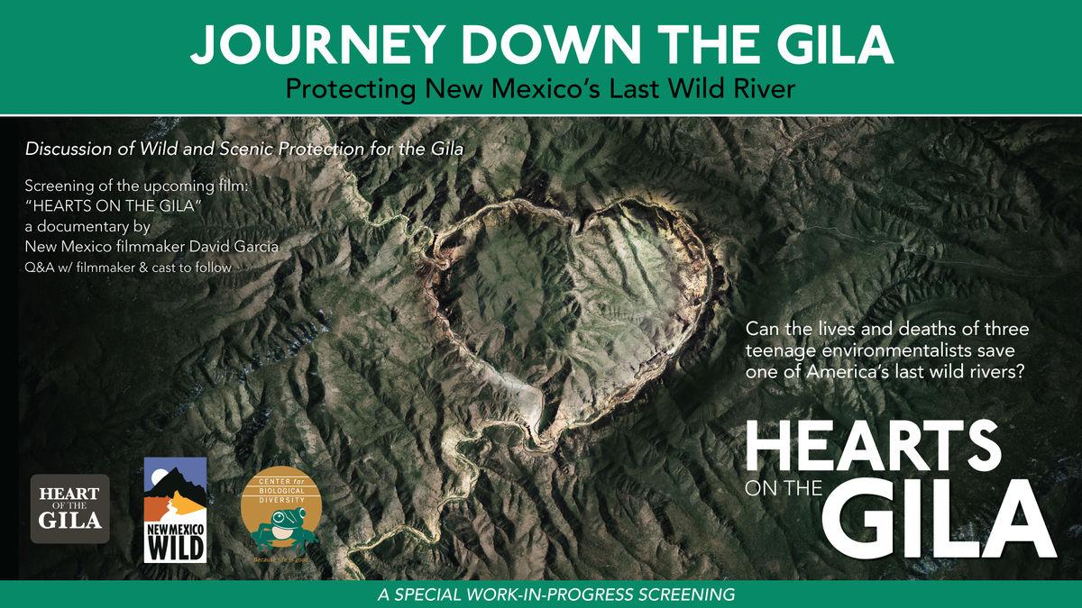 Hearts on the Gila